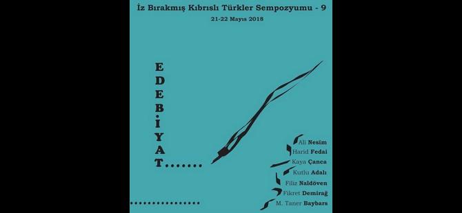 DAÜ - KAM 9.İz Bırakmış Kıbrıslı Türkler sempozyumu başlıyor