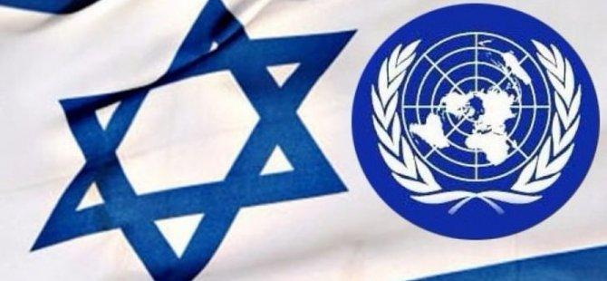 BM, İsrail aleyhindeki tasarıyı kabul etti