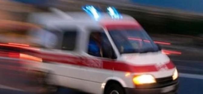 Değirmenlik Üstaş Taş Ocakları'nda iş kazası