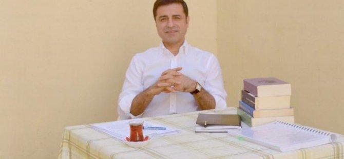 """Demirtaş: """"HDP'siz hiç kimsenin zaferi mümkün değil"""""""