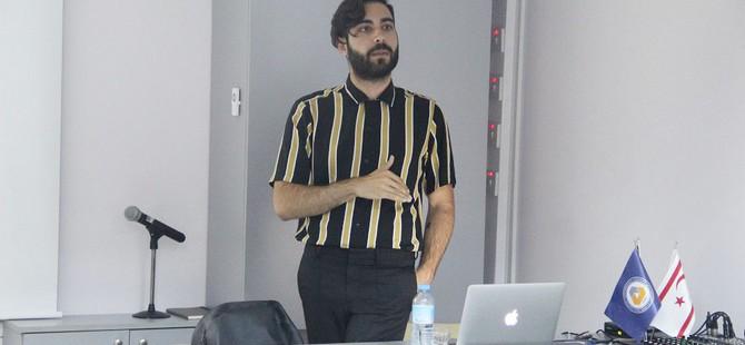 Milos ParkHomes'un başarıhikayesi DAÜ'de anlatıldı