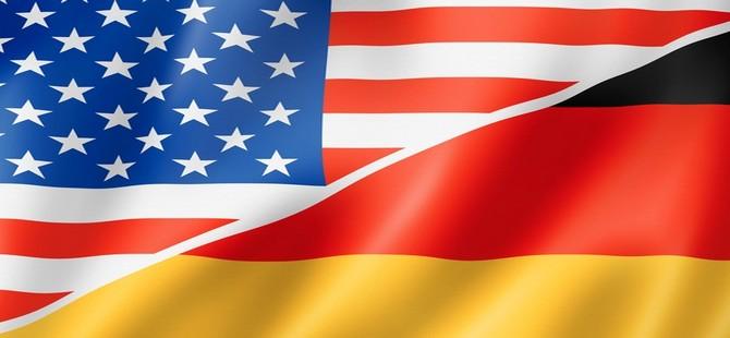 Almanlar ABD'ye olan güvenini yitirdi