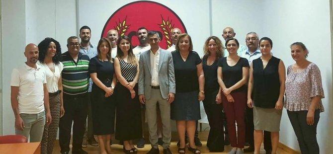 İşte CTP Girne Belediye Meclis üyesi adayları