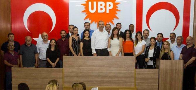 İşte UBP'nin Lefkoşa Belediye Meclis üyesi adayları