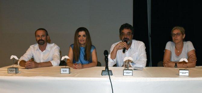 1. Kıbrıs Bağımsız Kısa Film Festivali ödül töreniyle sona erdi