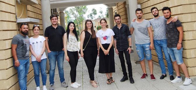 LAÜ öğrencilerinden iki anlamlı sosyal sorumluluk projesi