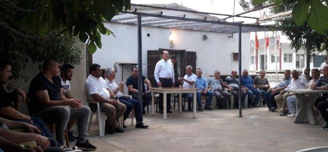 Karavezirliler'e Gaziköy'den önemli destek