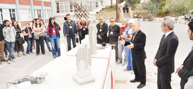 Yakın Doğu Üniversitesi TÜRKSOY Ressamlar Sergisi Açılıyor