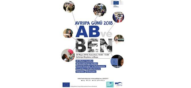 """""""Avrupa Günü"""" Selimiye Meydanı'nda kutlanacak"""