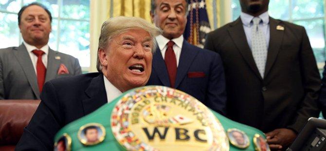 Trump'tan ilk siyah boks şampiyonuna af kararı