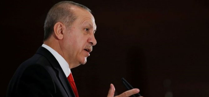 Erdoğan'dan Kıbrıs sorunu açıklaması