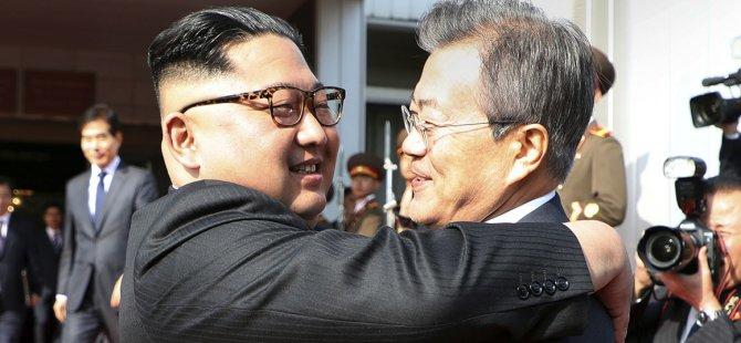 Koreli liderler yeniden bir araya geldi