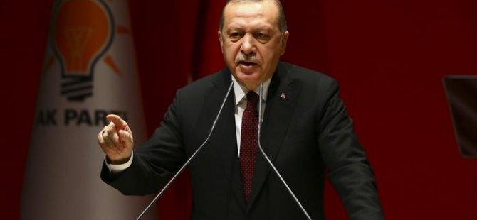 """Erdoğan: """"Dolar ve altınlarınızı TL'ye çevirin"""""""