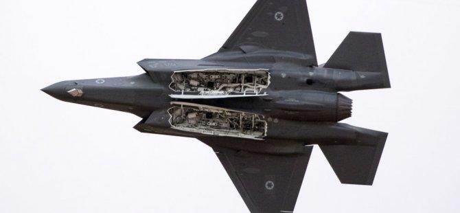 'İsrail, Türkiye'ye F-35 verilmemesi için ABD ile pazarlıkta'