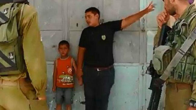 5 Yaşındaki Çocuğa Gözaltı