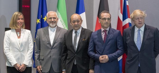 AB dışişleri bakanları İran ile ticareti görüşecek
