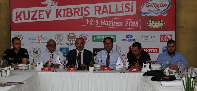 Kuzey Kıbrıs rallisi 1 Haziran'da başlıyor