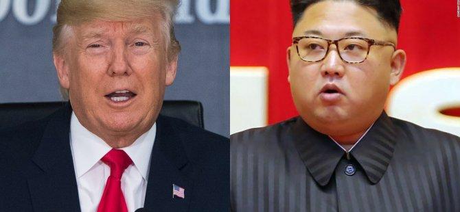 Trump-Kim zirvesi için diplomasi trafiği