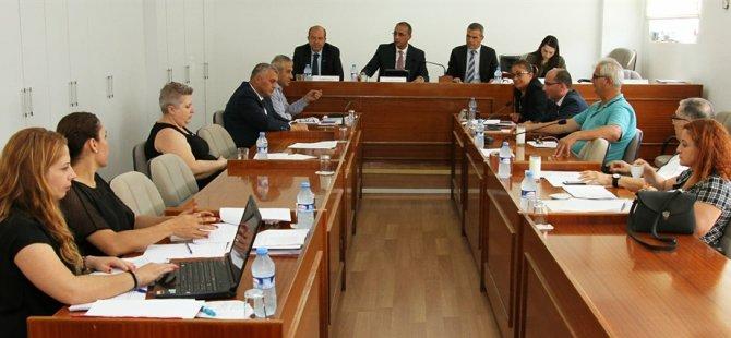 Ekonomi, maliye, bütçe ve plan komitesi YAYIN yüksek kurulu 2018 mali yılı bütçe yasa tasarısı'nı onayladı