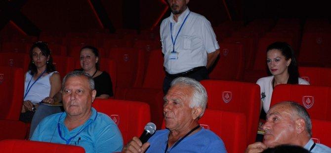 KTTO Yönetimi GÜZELYURT'LU üyeleriyle toplantı gerçekleştirdi