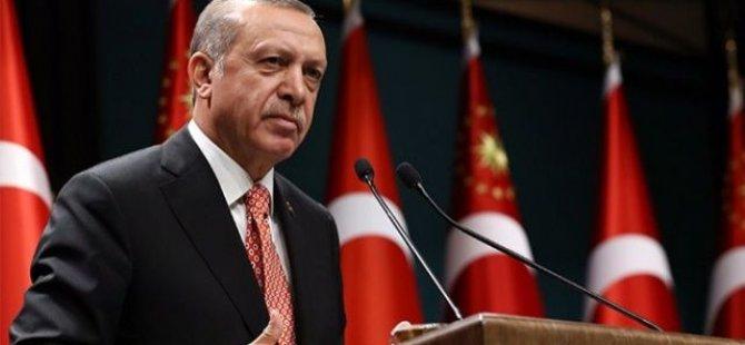 Erdoğan'dan dörtlü zirve açıklaması