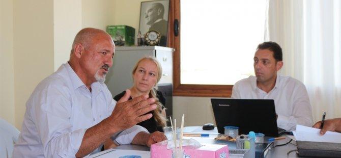 """İSKELE belediye başkan adayı Civisilli: """"İSKELE çıraklık eğitim merkezi'nin açılmasını sağlayacağız"""""""