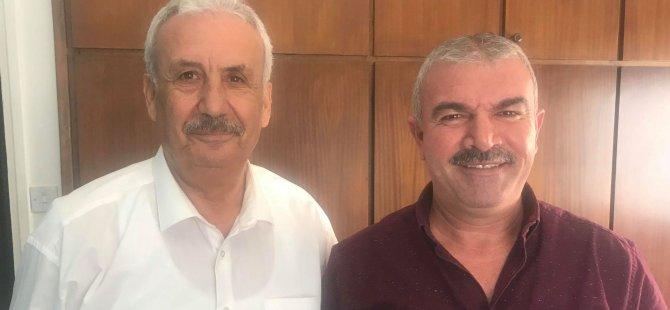 """Dipkarpaz Belediye Başkanı Suphi Coşkun:""""Bizim için en önemli olan eğitim ve sağlıktır"""""""