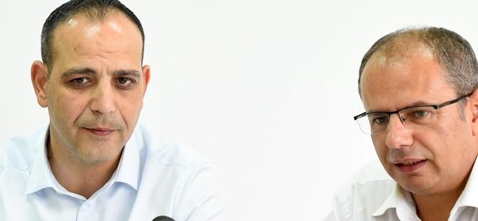 Harmancı, Kıbrıs Türk Gazeteciler Birliği'ni ziyaret etti