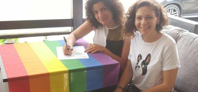 Soğancı, 'LGBTİ+ Dostu Belediyecilik Protokolü'nü İmzaladı