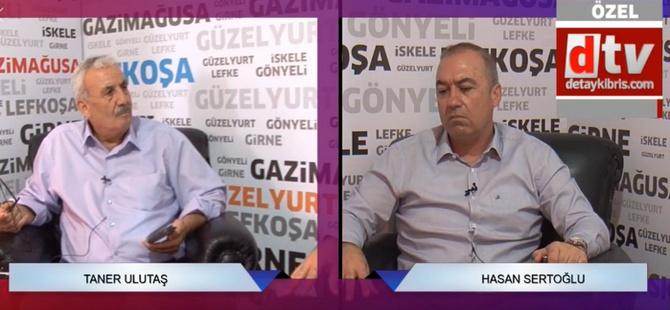 """Hasan Sertoğlu: """"En az 10 yıl LTB'ye personel alınmamalı"""""""