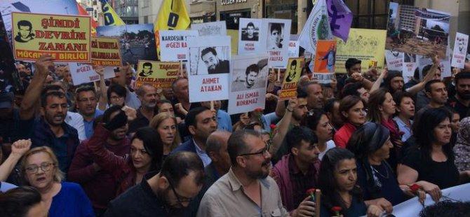Gezi protestocuları 5. yılda da sokaktaydı