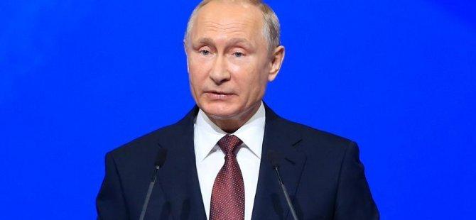 Putin'den OPEC'le iş birliğine övgü