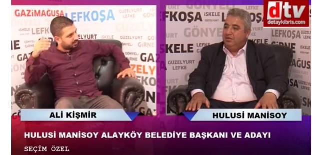 """Hulusi Manisoy: """"Son 4 sene icraat anlamında dolu dolu geçti"""""""