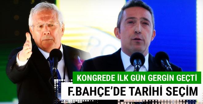 Fenerbahçe'de gergin kongre... İşte dakika dakika detaylar...