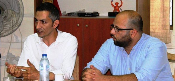 Karaman, Tol'u ziyaret etti