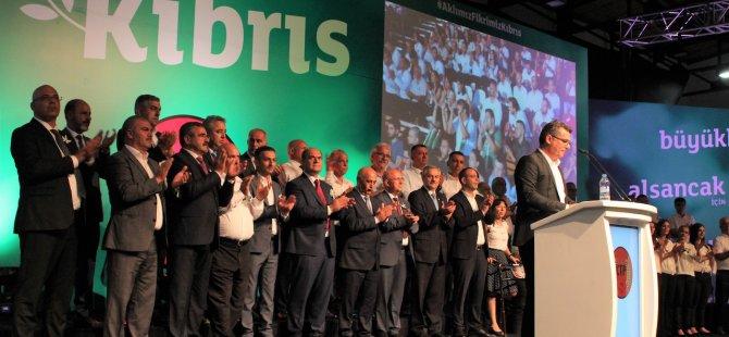 CTP'den gövde gösterisi, adaylar tanıtıldı