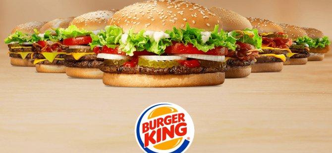 Burger King'de skandal