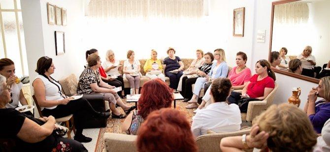 Kadınlarımızın yönetime aktif katılımını sağlayacağız