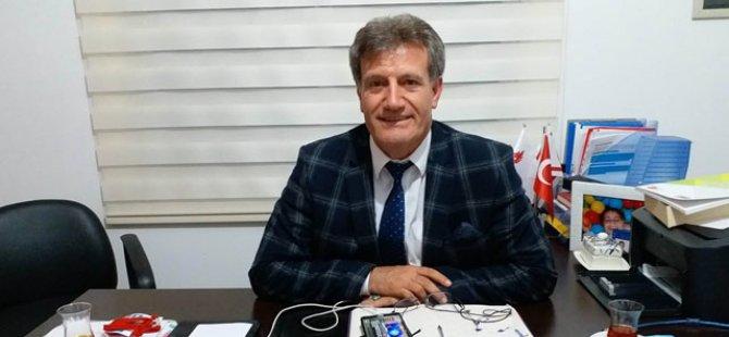 YDP Genel Başkanı Arıklı Erdoğan'ı kutladı