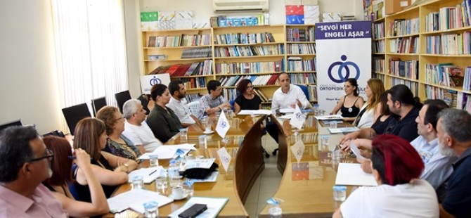 Harmancı, 3 sivil toplum örgütüyle görüştü