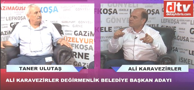 """Ali Karavezirler: """"Hizmet için aday oldum"""""""