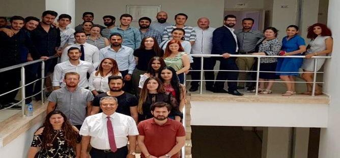 YDÜ'de Üretim Atölyeleri ve Proje Değerlendirme Etkinliği Düzenledi