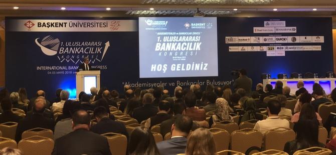 Finans sektörünün devleri ile akademisyenlerin buluştuğu 1. Uluslararası Bankacılık Kongresi'ne YDÜ Öğrencileri de katıldı