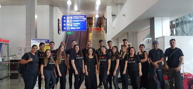 Folk-Der, yarın Londra'da düzenlenecek Kıbrıs Türk Kültür ve Sanat Festivali'ne katılıyor