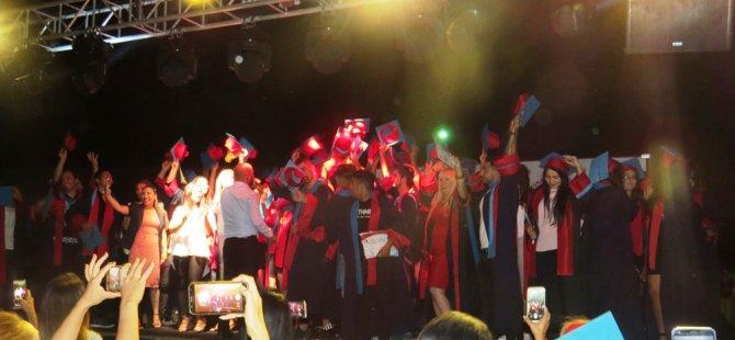 Taner Akcan Çıraklık ve Yetişkin Eğitimi Merkezi, 6. dönem mezunlarını verdi