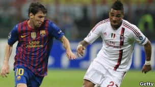 Milan Barça engelini aşabilecek mi?