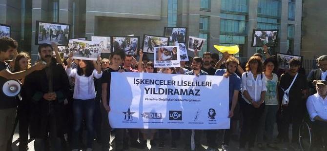 Kadıköy'de gözaltına alınan liselilerden işkence suçlaması