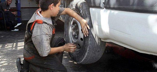 """""""Çocuk işçiliğinin önlenmesi konusundaki eksiklikler giderilmeli"""""""
