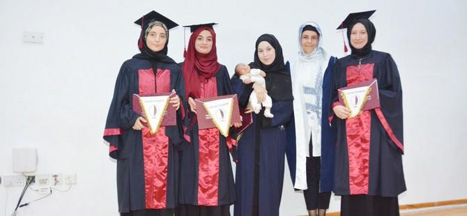 YDÜ İlahiyat Fakültesi 4. Dönem Mezuniyet Töreni Gerçekleştirildi