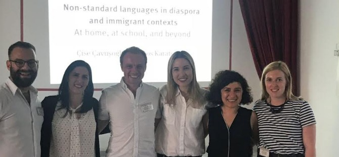 Yakın Doğu Üniversitesi, Girit'te uluslararası dil konferansında temsil edildi